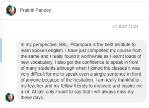 Best English Speaking Course in Delhi - British school of Language Pitampura Rohini, Top English Speaking & Best Public Speaking Institute in Pitampura Rohini - BSL Pitampura Delhi, Best English Speaking Course with Grammar and Conversation - BSL Pitampura, English Speaking Coaching in Pitampura Paschim Vihar - BSL Rohini Delhi, Top IELTS coaching Institute in Rohini Ashok Vihar - BSL Pitampura, BSL Personality Development Institute in Pitampura Rohini Delhi, Spoken English Classes in Delhi - BSL Pitampura Rani Bagh, British School of Language - English Speaking Course in Delhi Pitampura, BSL - IELTS Training Institute in Delhi Pitampura, BSL - Communication Skills course in Delhi Pitampura